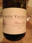 North Valley Pinot Noir