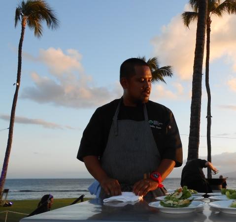 Chef Sheldon Simeon